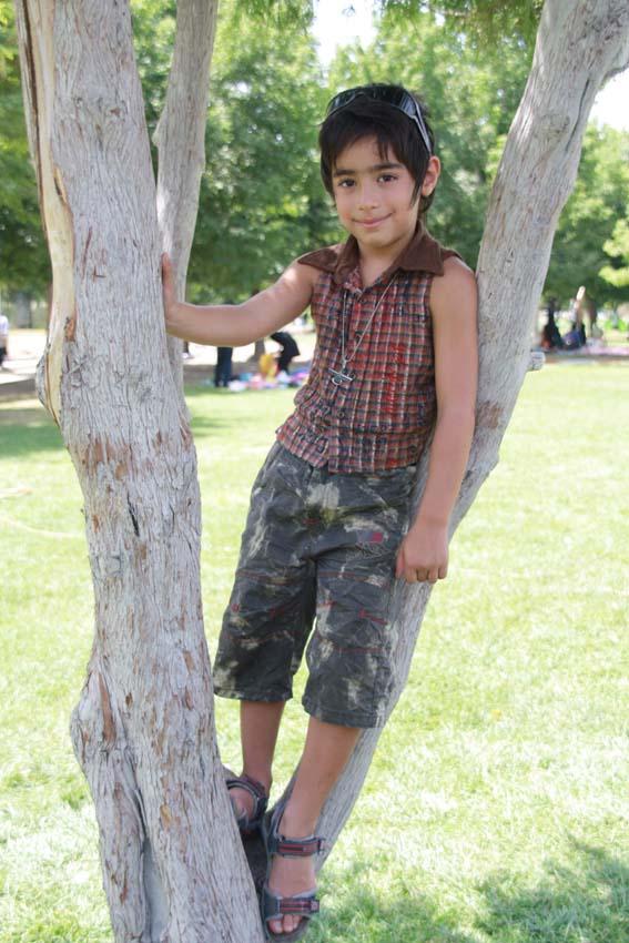عکس بازیگران نوجوان ایرانی